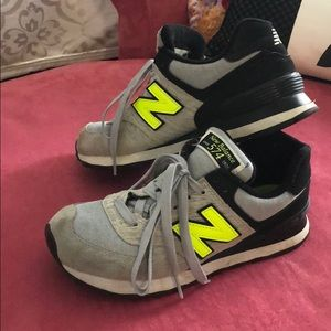Women's' New Balance 574 Sneakers